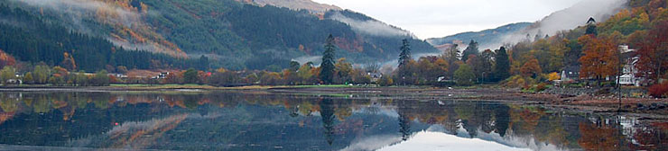 Loch Long has several popular dive sites