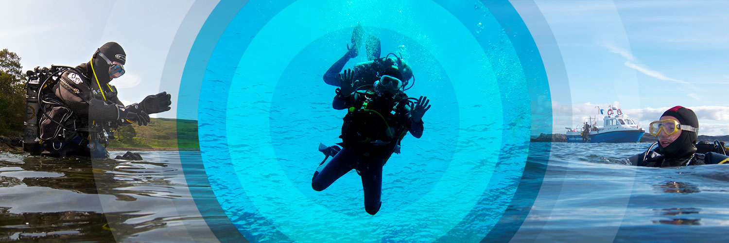 Learn to Scuba Dive - C-Divers - Central Scotland Dive Club