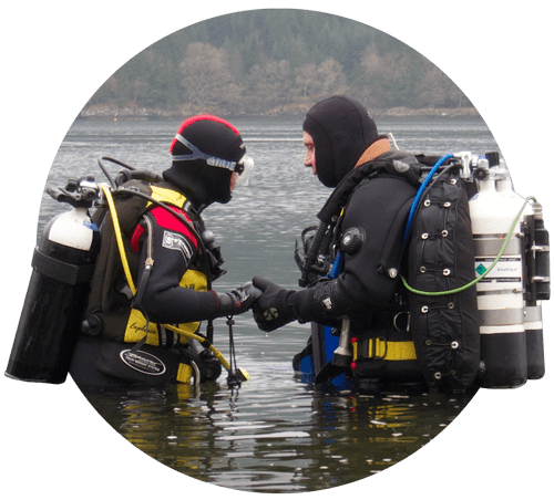 Open Water Dive - C-Divers - Central Scotland Dive Club